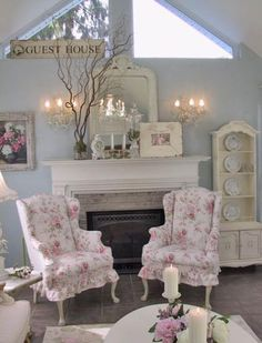 sweet and shabby.
