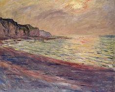 Claude Monet, Impressionist Landscape, Impressionist Paintings, Monet Paintings, Landscape Paintings, Landscapes, Paris, Art World, Les Oeuvres