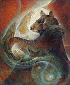 susan seddon boulet bear - Google Search