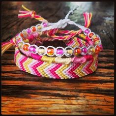 Love these! > Friendship Bracelets | 16 Crafts You Loved Making As A Kid