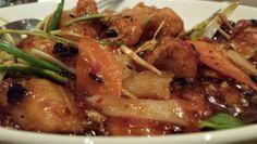 Hot fish