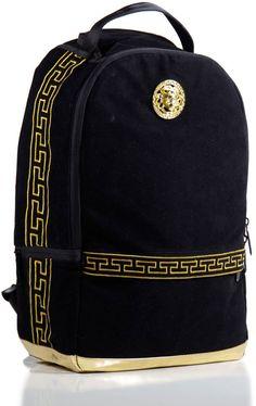 Sprayground - SpercaseVelvet Backpack - Black #Sprayground #Backpack