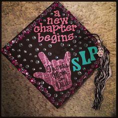 SLP Graduation Cap!