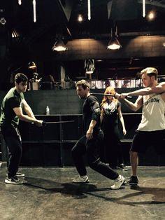 rehearsal!