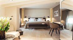 Junior suite habitación