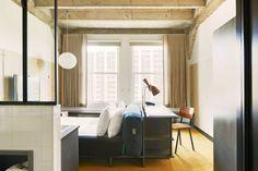 Interior Design Plants, Interior Decorating, Ace Hotel Los Angeles, Restaurants, Hotel Room Design, Hotel Interiors, Bedroom Layouts, Design Furniture, Furniture Buyers
