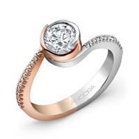Roberta's Jewelers can custom make this design for you!