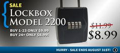 MFS Supply - Leading Supplier of Combination Lock box and Property Preservation Supplies