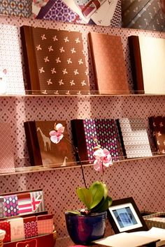 Álbum de fotos para decorar a casa Joy Paper Papelaria no Shopping Iguatemi SP www.joypaper.com.br