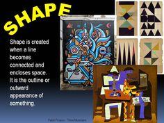 Elements of Art - Shape