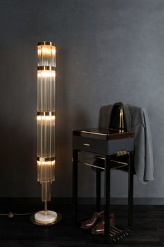 Une lampe moderne est toujours une touche de classe pour ton projet de décoration d'intérieur de luxe. Pour découvrir des autres décorations de luxe visite luxxu.net