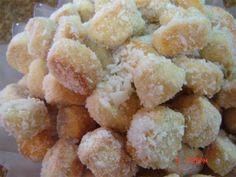 Nhoque gaúcho ~ Gastronomia Vip (Nomes diversos para o mesmo prato, nhoque gaúcho, nhoque doce, biscoito mineiro...)