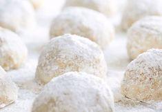 Walnut Cookie Balls