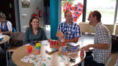 Op donderdag 25 september een workshop codekinderen voor ict docenten op de stichting Flore in Heemskerk.