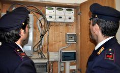 San Tammaro. Rubava energia elettrica, arrestato 58enne di Marcianise - http://www.vivicasagiove.it/notizie/san-tammaro-rubava-energia-elettrica-arrestato-58enne-di-marcianise/ - a cura di Redazione