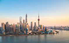 skyline-shanghai