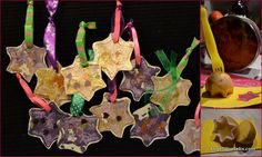 Twinkle Little Christmas Stars - Kleine Kerststerren | AngeliqueFelix.com