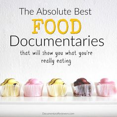 These are definitely the best food documentaries out there and ALL of them have the potential to completely change the way you eat. Shows On Netflix, Movies And Tv Shows, Netflix Movies, Tv Watch, Movies To Watch, Best Food Documentaries, Netflix Suggestions, New Relationship Quotes, Food Facts