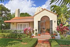 Old Spanish Coral Gables Home For Sale At 231 Salamanca Avenue. Oozing With  Charm!