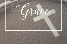 9 Verses on Grace