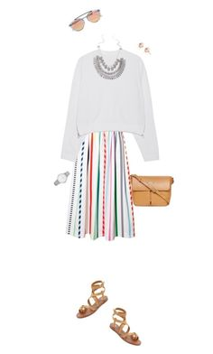 """Untitled #194"" by birdinthethyme on Polyvore featuring Mira Mikati, Acne Studios, Tory Burch, Dorothy Perkins, Westward Leaning and Topshop"