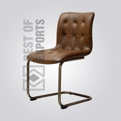 Product Details: Product Code: BE-I-CH-012 Material: MS steel & Upholstery Dimension: 49Lx49Wx96H cms C.B.M: 0.0.22