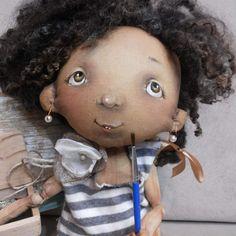 1-1 Лавка Чудес. Выставка - Галерея - (магазин) - Мої лялечки, роботи які створюю я для вас .. | OK.RU