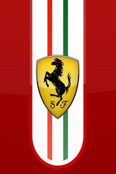 Ferrari Logo 3 Android Wallpaper HD