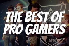 The best of Pro Gamers cover photo.