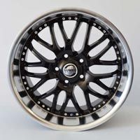 "MODEL : Blacknight-8 RIM SIZE : 18"" x 8 1/2"" RIM ET : 40 RIM HOLE : 5 x 100 RIM HUB : 67.1 COLOR : BLACK M-L PRICE : 95.41 $"
