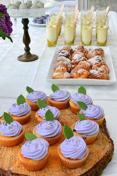 Kageborde fra Nune Kager Dessert table from Nune Kager