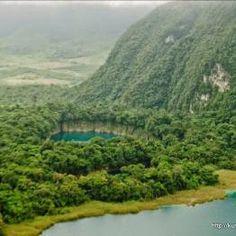 Cenote Ownajab in Huehuetenango. Photo by Billy Muñoz of Acuarela Chapina.   ONLY THE BEST OF GUATEMALA