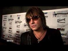 Richie Sambora- Songwriters Hall Of Fame - http://afarcryfromsunset.com/richie-sambora-songwriters-hall-of-fame/