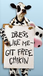 Cow Appreciation Day at Chick-fil-A! FREE Meals!
