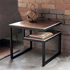 País de américa para hacer la cosecha , antigua mesas de hierro forjado ocasional minimalista creativa madera mesa auxiliar mesa de café pequeño sq en Mesas de Café de Muebles en AliExpress.com | Alibaba Group
