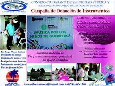 Musica para Guerrero