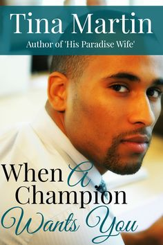 When A Champion Wants You (The Champion Brothers, Book 2) Dimitrius Champion's Story. Available at Amazon, Nook, Apple and other major eBook retailers.