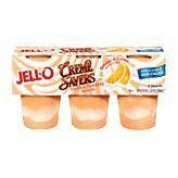 Orange creme savers jello