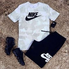 1 2 3 4 5 6 or Cute Nike Outfits, Summer Swag Outfits, Dope Outfits For Guys, Swag Outfits Men, Cute Lazy Outfits, Tomboy Outfits, Tomboy Fashion, Style Fashion, Fashion Ideas