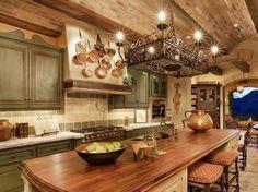 southwestern kitchens Tuscan style - Google Search