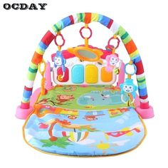 Baby Gyms & Playmats Bright Ins Kids Car Storage Mat Baby Gyms Play Mat Floor Mats Round Childrens Climbing Beach Toys Storage Bag Outdoor Picnic Mat Let Our Commodities Go To The World