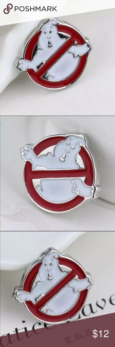Ghostbusters  Enamel Pin Brand new! Ghostbusters enamel pin Ghostbusters Accessories