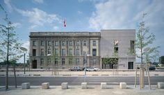 Diener & Diener - Swiss Embassy, Berlin