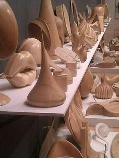 Philip Treacy hat forms...amazing