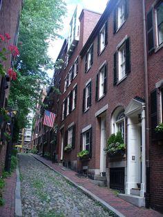 Boston - awesome city !!