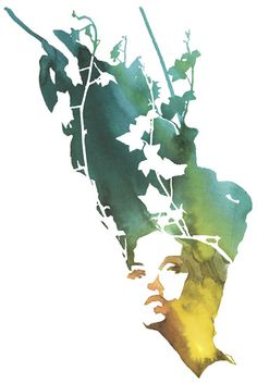 daily inspiration art: 15h :: Art :: Watercolor :: Stina Persson