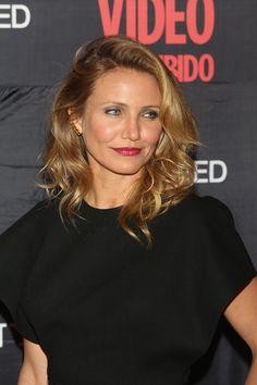 Cameron Diaz, la reine du blond californien - Madame Figaro