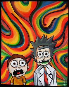 Rick and Morty !