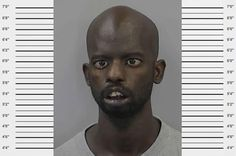 30 Highly Disturbing Mug Shots - Wow Gallery Black Guy Meme, Are You Serious, Cartoon Quotes, Bad Life, Felt Cat, Mug Shots, Black Men, Funny Pictures, Photoshop