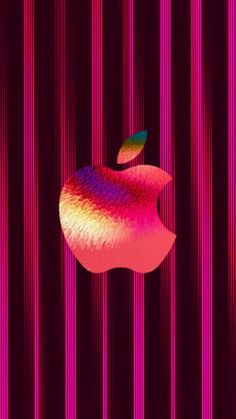 Discover recipes, home ideas, style inspiration and other ideas to try. Colourful Wallpaper Iphone, Apple Logo Wallpaper Iphone, Neon Wallpaper, Wallpaper Quotes, Iphone Wallpapers, Yin Yang Art, Apple Background, Diamond Wallpaper, Pink Apple